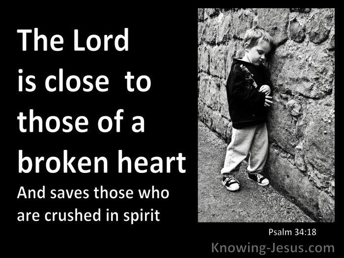 Prayers for a Broken Heart