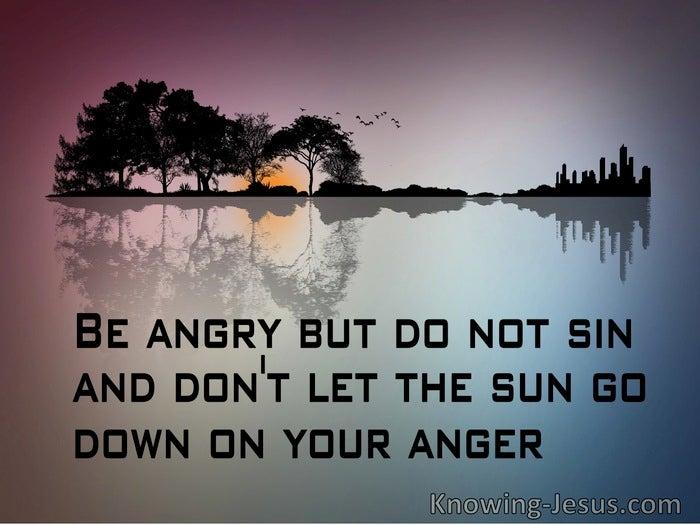 Prayers for Anger