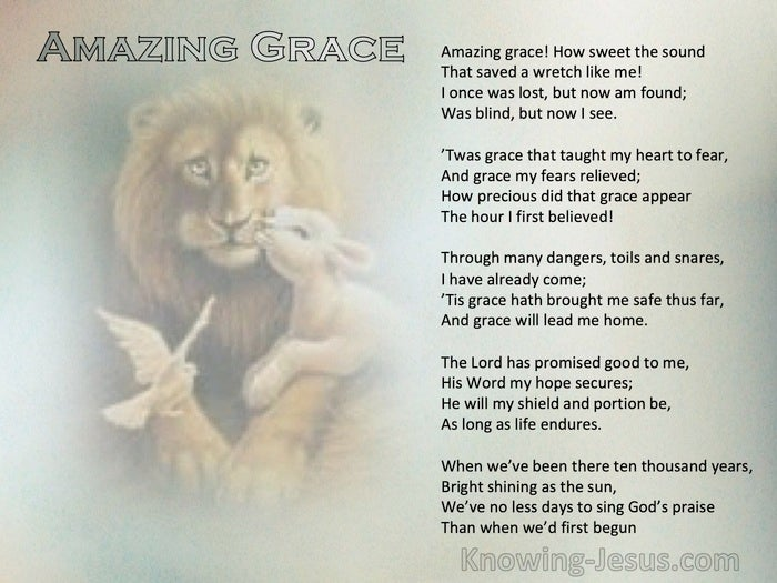 Prayers for Grace