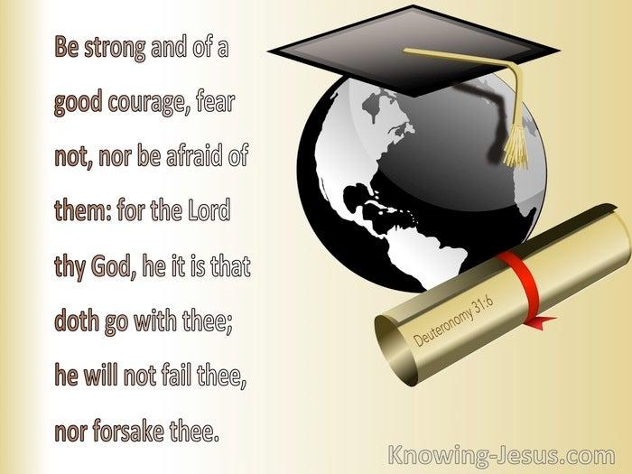 Prayers for Graduation