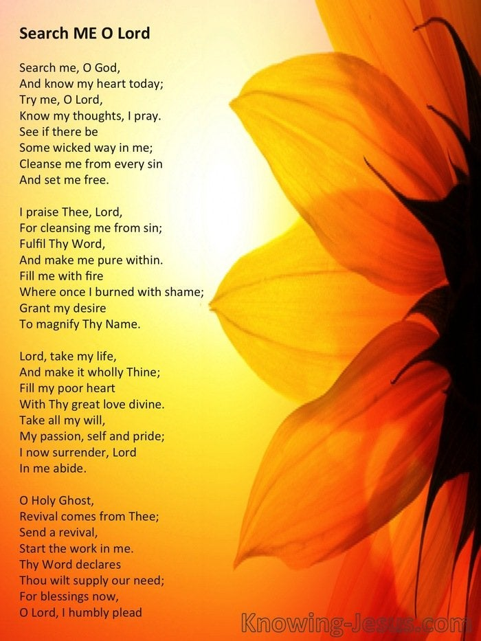 Prayers for Spiritual Revival