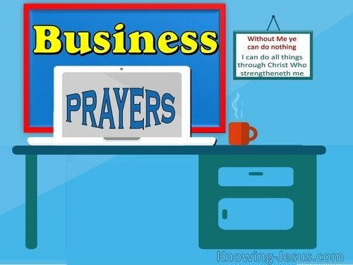 Business Prayers