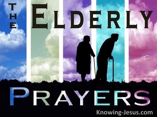 Prayers for the Elderly
