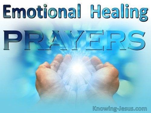 Prayers for Emotional Healing