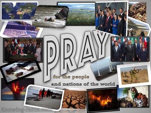 Prayers for Leaders
